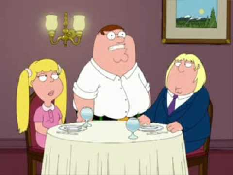 Family Guy land Down Under
