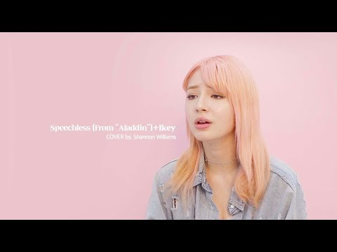 """Naomi Scott - Speechless (From """"Aladdin"""")+1key l cover by. Shannon Williams"""