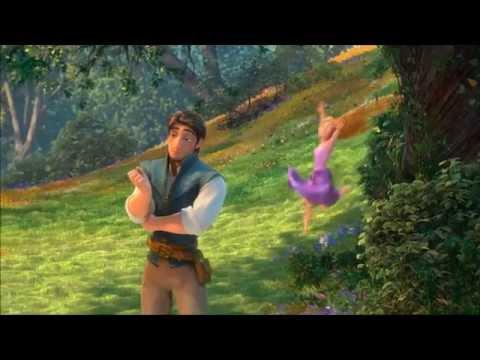 Tangled- Rapunzel's Mood Swings Clip (HD)