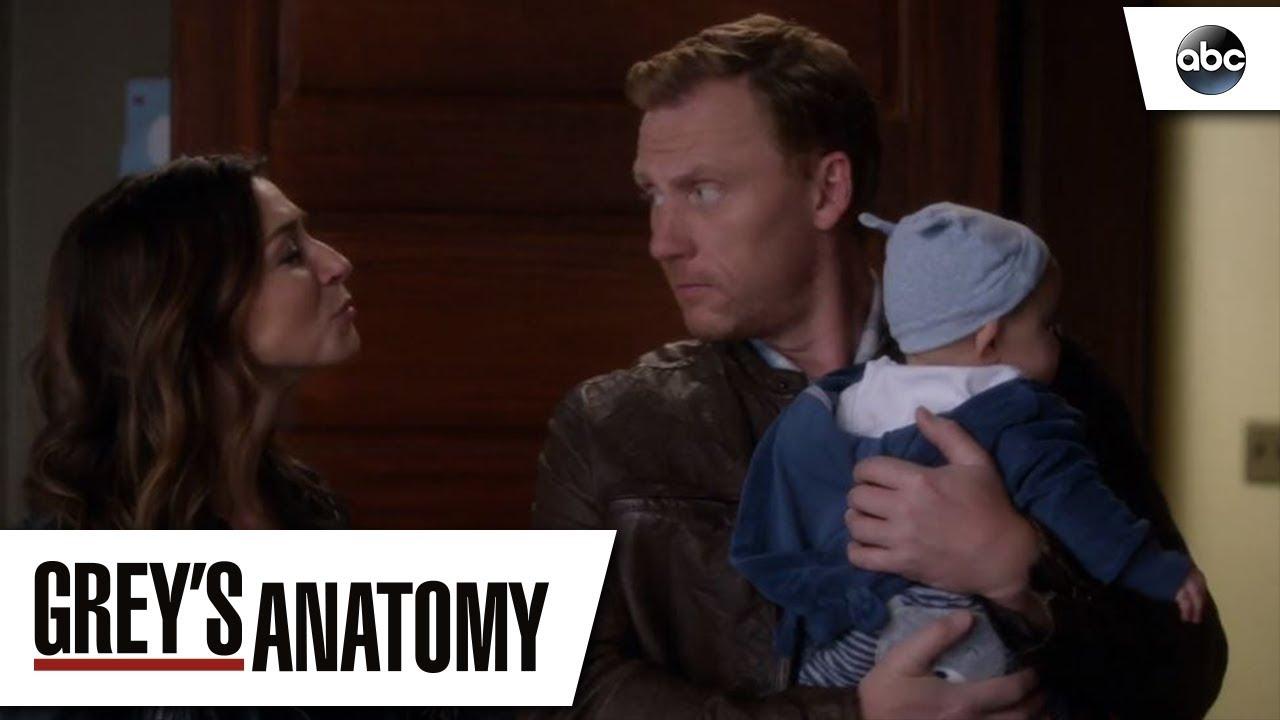 Amelia and Alex Reassure Owen – Grey\'s Anatomy - YouTube