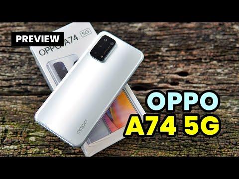 พรีวิว OPPO A74 5G จอ 90Hz กล้องชัด ออฟชั่นครบ 8,999 บาท