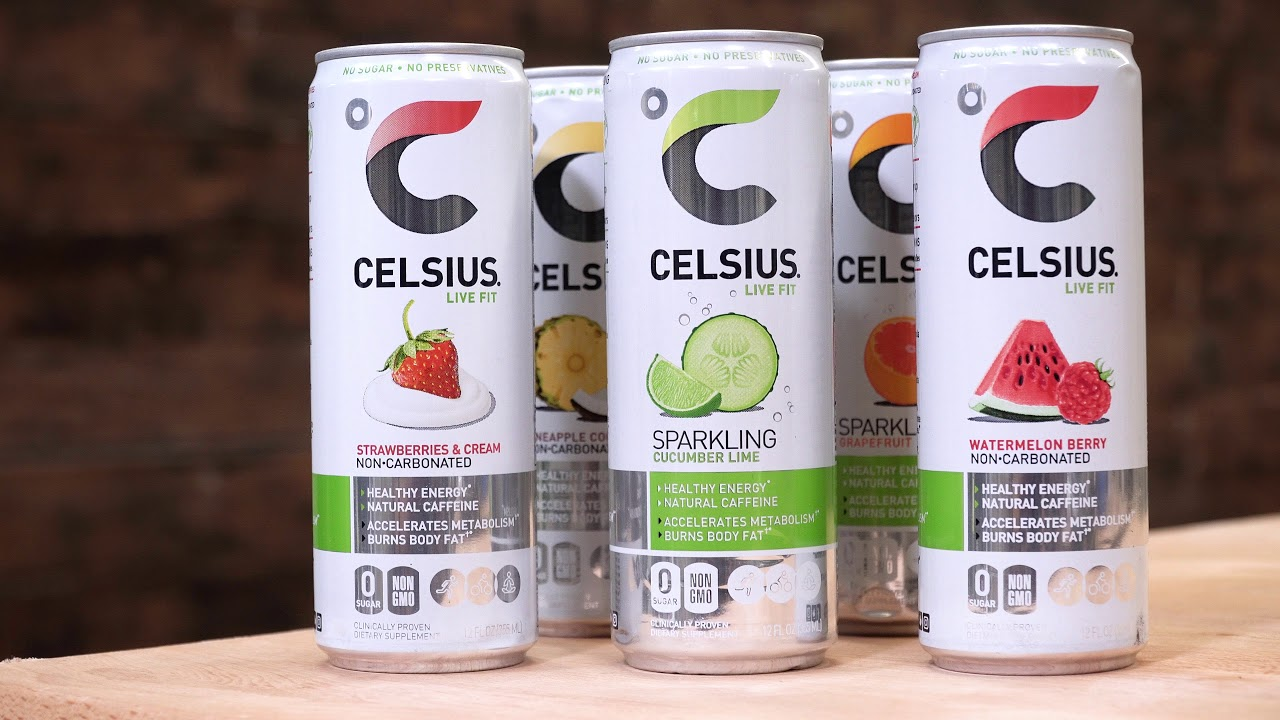 Thomas DeLauer on Healthy Energy Ingredients in CELSIUS and CELSIUS HEAT