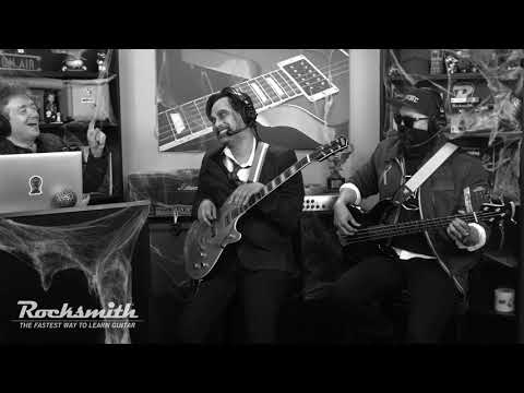 Rocksmith Remastered - The Zombies Song Pack - Live from Ubisoft Studio SF