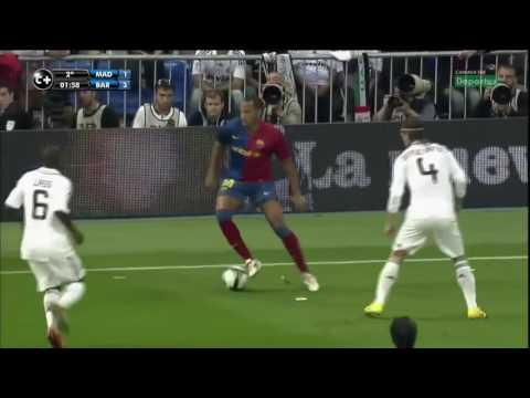 Real Madrid 2   Barcelona 6  (Juan Carlos Rivero)