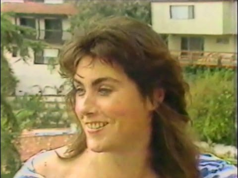 Laura Branigan [cc] attends to the 25th Grammy Awards (1983)