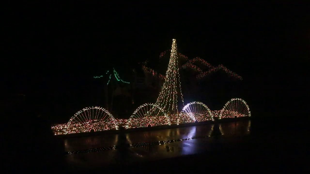 Animated christmas lights - Light Up Florida 2016 Animated Christmas Lights Display 1080p