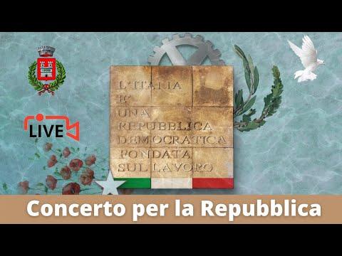 Concerto per la Repubblica - 2 giugno 2021