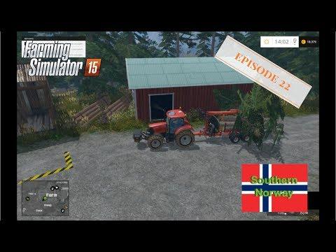 Farming Simulator 2015 Southern Norway Episode 22
