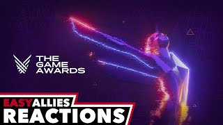 The Game Awards 2019 - Easy Allies Reactions
