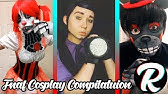NEW Best FNAF Cosplay Makeup   Freddy Funtime Foxy Ennard and More   Tiktok 2018 Compilation