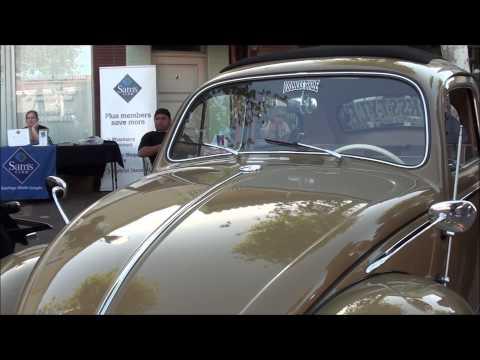 Pre VW Classic Meet Up in Garden Grove California