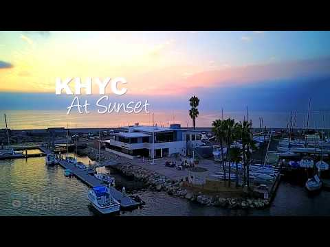 KING HARBOR YACHT CLUB AT SUNSET   JOIN US