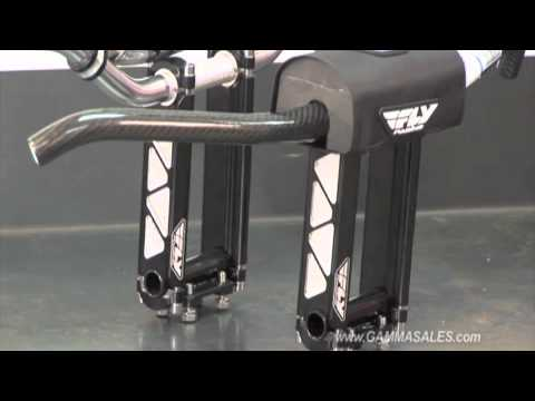 Fly Tech Risers and Handlebars