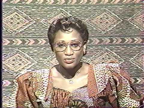 NIGER  , Tele Sahel  17 11 1993