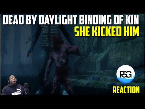 PEEG REACTS:  Dead by Daylight | A Binding of Kin [REACTION] |
