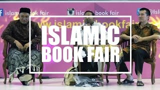 Islamic Book Fair: Talkshow Ukhuwah & Soft Launching Buku Duet Salim A. Fillah & Felix Y. Siauw