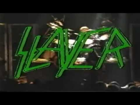 Slayer - Felt Forum N.Y 1988 [Full Concert]