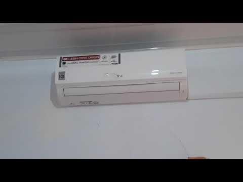 Cara menggunakan remote ac lg duel inverter 1/2 pk,sebelom kita seting remote,alangkah baiknya kita .