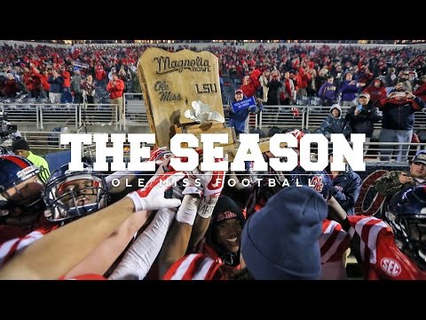 The Season: Ole Miss Football - LSU (2015)