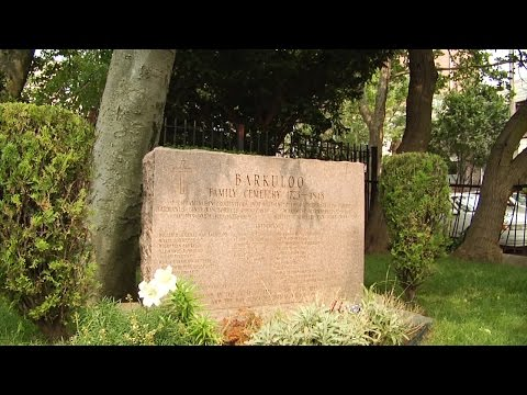 Revolution History at Brooklyn's Smallest Cemetery