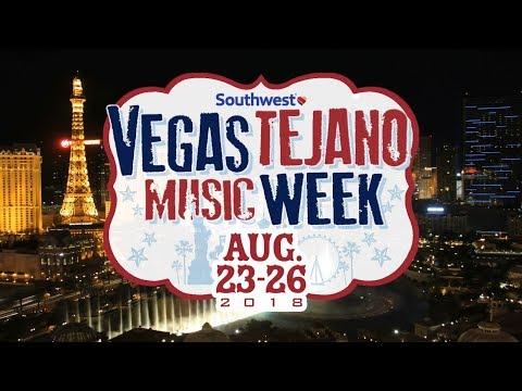 Vegas Tejano 2018 Sizzle Reel