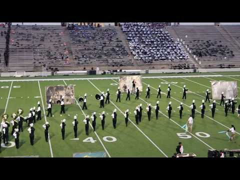 Naaman Forest High School marching band