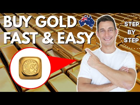 BUY GOLD IN AUSTRALIA 2020 | The Fastest & Easiest Way