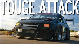 Speedring 2017- Time Attack Touge Battle!