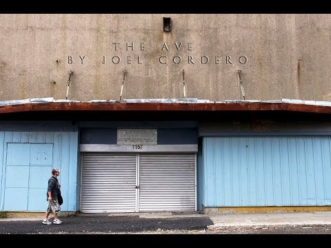 """The Ave"" - Acushnet Avenue, New Bedford, MA - Documentary"