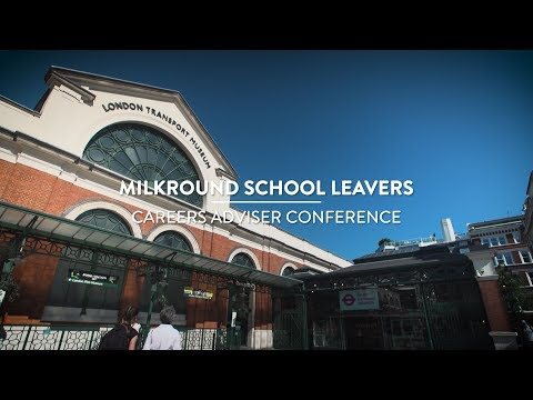 Milkround's Careers Adviser Conference