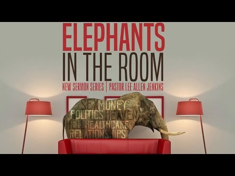 Pastor Lee Allen Jenkins - Elephants In The Room Trailer
