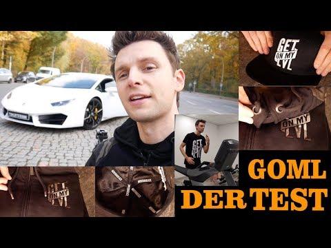 MontanaBlack GOML Get on my LVL Review und Lamborghini Test