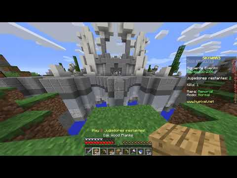 Vamoh a hacer mucho Ruuuushhh - Skywars