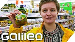 Die teuersten Desserts und günstiges Obst: So kaufen Inuit und Japaner ein | Galileo | ProSieben
