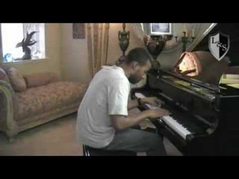 Crazy - Gnarls Barkley Piano Cover