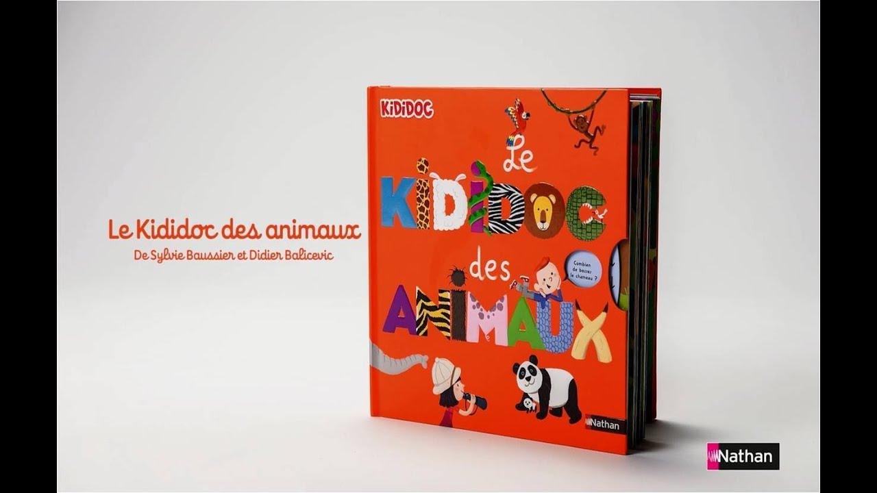 Kididoc Livre Documentaire Pour Les Enfants