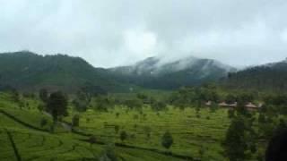 The Natural Beauty of Bandung Selatan, West Java, Indonesia