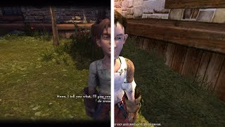 Fable Anniversary vs Fable (PC) Graphics Comparison