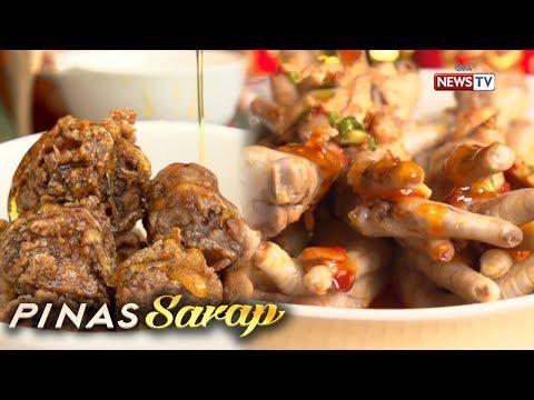 Pinas Sarap: Iba't ibang recipe ng ulo at paa ng manok, alamin!