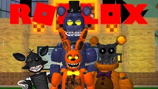 Finding The Secret Halloween Event 3 Badge in Roblox Fredbear and Friends Family Restaurant