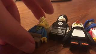 Ten in the bed Part 2 LEGO Edition