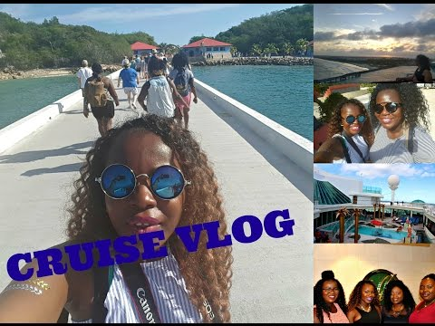 12ish Days of Vlogmas | Royal Caribbean Freedom of the Seas Western Caribbean Cruise (Part 1)