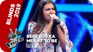 Bebe Rexha - Meant To Be (Lara) | Blind Auditions | The Voice Kids 2019 | SAT.1 MP3