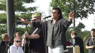 Andy Kim @ Canada Day celebration in Toronto Woodbine Park--Rock Me Gently--Live 2011-07-01