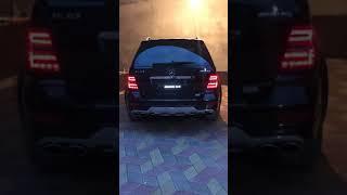 Mercedes ml63 w164 sound