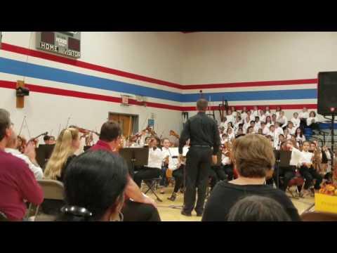 Freedom Intermediate School 5th grade Strings