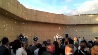 Аренда Коннфетти машины - Лепестки роз конфетти на свадьбе(Барнаул_Свадьба., 2013-09-19T19:44:16.000Z)