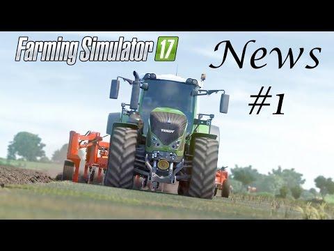 Farming Simulator 17 Analizziamo il CGI Trailer e le prime News
