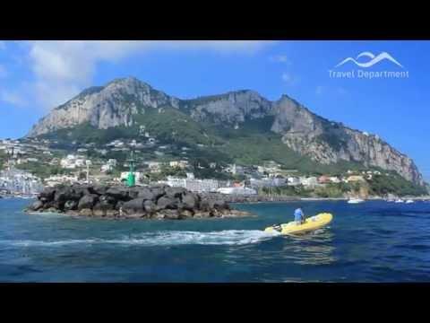Sorrento Coast, Pompeii & Capri