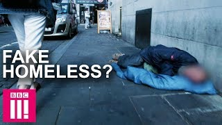 Does Britain Have A 'Fake Homeless' Problem?